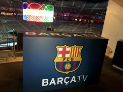 Barca Tv Digitaldruck