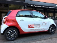 CGN Training Autobeschriftung