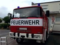 Feuerwehr Autobeschriftung