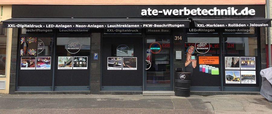 ATE Werbetechnik Büro