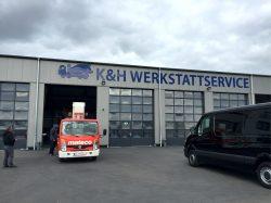K&H Werkstattservice Acrylbuchstaben