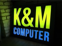 K&M Computer Acryl 2