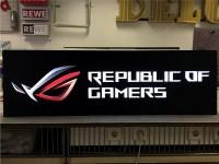 Republic of Games Leuchtkasten