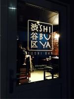 Shibuya Beschriftung