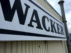 Wacker Banner 2